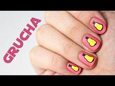 ♦ Sweter Gruchy - alternatywne paznokcie na walentynki ♦ - YouTube