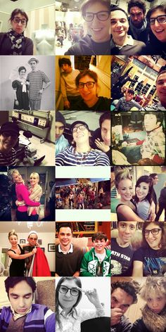 TBBT Collage