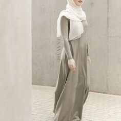 Modest Fashion for Modern Women by Inayah Uni Outfits, Modest Outfits, Modest Fashion, Unique Fashion, Hijab Fashion, Fashion Outfits, Women's Fashion, Hijab Dress, Hijab Outfit
