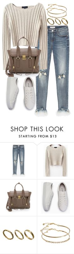 """""""Untitled #2546"""" by theeuropeancloset ❤ liked on Polyvore featuring 3.1 Phillip Lim, Made and ASOS"""