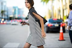 Street Style at Art Basel in Miami Beach - Gallery - Style.com