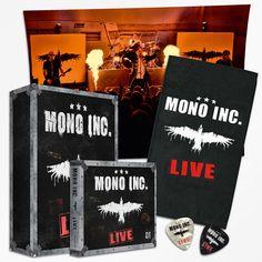 http://polyprisma.de/wp-content/uploads/2016/02/MonoInc-Live-1.jpg Mono Inc. - Live sehr sehenswert http://polyprisma.de/2016/mono-inc-live-sehr-sehenswert/ Das… Ein neues Album von Mono Inc. Oder nein, warte… das ist gar kein Album. Das ist eine DVD. Eine Live-DVD. Oha. Mono Inc. – Live. Die erste Live DVD der Band, die sich seit dem Jahr 2000 stetig nach oben gespielt hat. Das klingt doch mal interessant… Erleben...