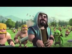 Clash of Clan Video Animation