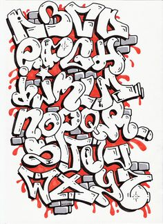 Design the Poster > Street Alphabet Competition