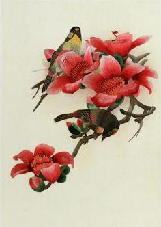 Gallery.ru / Фото #131 - китайская вышивка шелком 1 - braz