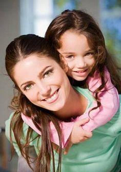 Beautiful mother/daughter pic