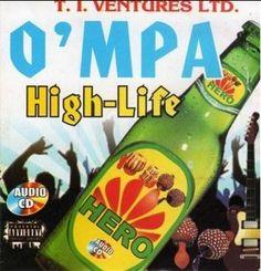 O Mpa Highlife - Hero - Audio CD