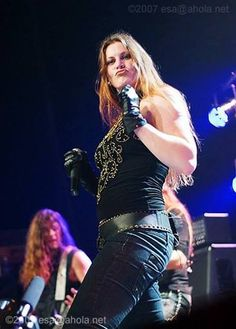 Nightwish with Floor Jansen