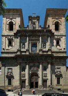 Iglesia de San Ildefonso. Toledo