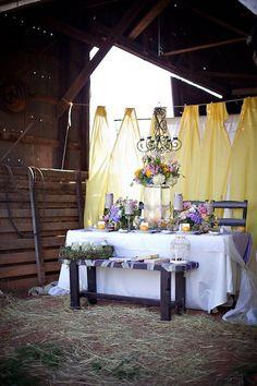 barn wedding decorations and ideas | Weddings Vendor Guide Wedding Ideas Inspiration Boards Floral & Decor ...