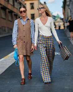 Gli Arcani Supremi (Vox clamantis in deserto - Gothian): The New Style: fashion, outfits and trends for 2019 Stockholm Street Style, Stockholm Fashion Week, London Fashion Weeks, Quirky Fashion, Love Fashion, Winter Fashion, Fashion Outfits, Fashion Trends, Fashion 2018