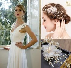 Shop affordable New Aesthetic Rhinestone Pearl Handmade Yarn Tassel Bride Headdress at June Bridals! Over 8000 Chic wedding, bridesmaid, prom dresses & more are on hot sale. Flower Girl Dresses, Prom Dresses, Wedding Dresses, Chic Wedding, Headdress, Wedding Accessories, Tassels, Bridesmaid, Jewellery