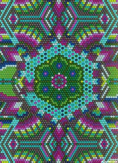 Beadwork - Primitive - at eQuilter.com