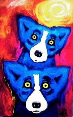 blue dogs