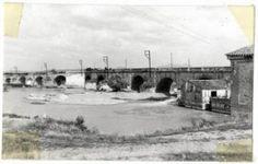 Puente contadero (con molino en pie)