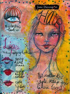 1: The Head Start - Jane Davenport's School of Creative Courage!