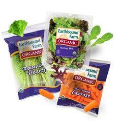 Earthbound Farm Organic Produce Coupon- $.19 Organic Carrots at Walmart