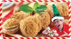 Nejlepší Vánoční cukroví: Plněné ořechy 4x jinák