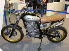 NX 650 by Greight
