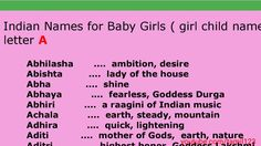 8 Best Modern Baby Names With Meaning Images Hindus Indian Hindu