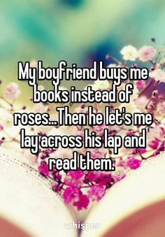 Who doesnt want this type of boyfriend?!