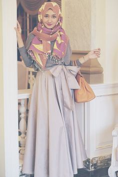 The Merchant Daughter Dian Pelangi #hijab #hijabi #style #fashion