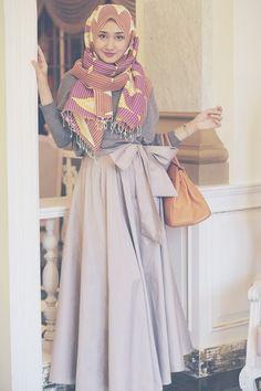 The Merchant Daughter Dian Pelangi #hijab #hijabi #style #fashion