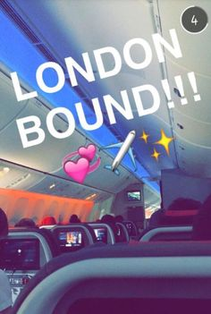 @bg_rrs ✨ traveling to london // snap on the plane
