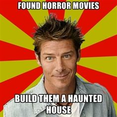 Omg these ty pennington memes are killing me love this man to death