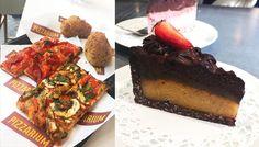 Godaste vegomaten i Åbo Cheesecake, Desserts, Food, Tailgate Desserts, Deserts, Cheesecakes, Essen, Postres, Meals