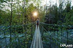 Hiking in #Oulanka national park #Kuusamo