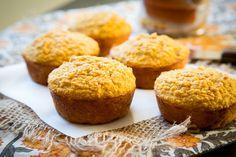Maple Pumpkin Corn Muffins Recipe