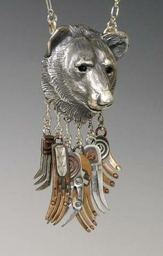 Brooke Stone Jewelry Beat Totem pendant