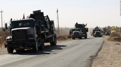 Battle for Mosul: Iraqi forces inflict 'heavy... - http://news.abafu.net/world-news/battle-for-mosul-iraqi-forces-inflict-heavy