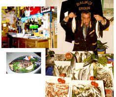 """Das """"Balikci Ergün"""" in den S-Bahnbögen nahe der Station """"Bellvue"""" ist eigentlich ein Fischhandel und war am Anfang ein illegales Restaurant. Draussen sitzt man, wie in einer Gartenkolonie und schaut auf die bizarren Wohnungen der Bundestagsabgeordneten und innen ist es wie im Urlaub in der Türkei – jedenfalls nicht wie in Berlin.   Öffnungszeiten: täglich 15-24h, Balikci Ergün, Lüneburger Straße 382, 10557 Berlin-Moabit;"""