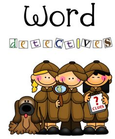 Make predictions! Be a word detective! Children can always be a detective in their own reading and look for clues to the topic. If students use what they already know in the story they can predict what might happen next! Students can even write their own version of a story that goes with their predictions!