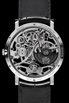 Les montres squelettes : notre sélection - Belles Montres Online