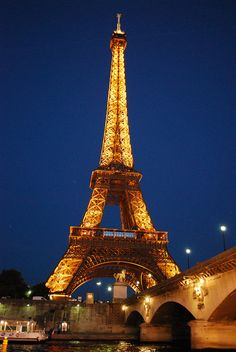 I'll always have memories of Paris...loved seeing the city of lights from this magnificent structure.