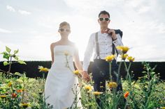 Aurélie + Damien | Mariages Cools Mariage | Queen For A Day - Blog mariage