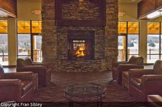 The Lodge at Old Kinderhook is now open! Come by and see us!