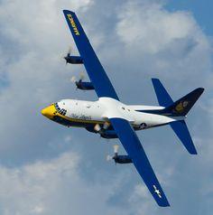Blue Angels Aircraft