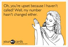 I wish I could tell people this sometimes... lol!