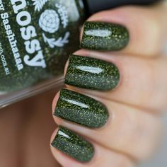 Picture Polish Mossy