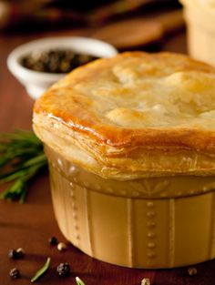 Apr 2020 - Paula Deen's Buttery Crab Pot Pies will delight your seafood-loving family Crab Recipes, Pie Recipes, Cooking Recipes, Crab Pie Recipe, Phyllo Recipes, Recipies, Atkins Recipes, Seafood Pot Pie, Seafood Dishes