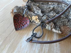 Copper necklaces