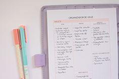 clear colours: organizador