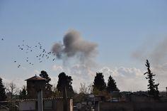 Suriye Ordusu Akçakale yakınını bombaladı