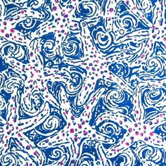 A personal favorite from my Etsy shop https://www.etsy.com/listing/247933869/new-fall-print-lilly-pulitzer-indigo