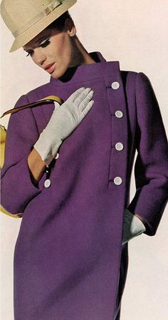 Henry Friedricks, Vogue 1965- Classic style, perfect color
