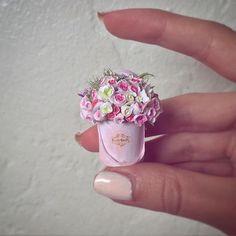 2017. Miniature Flowers ♡ ♡ ByRachel Dyke